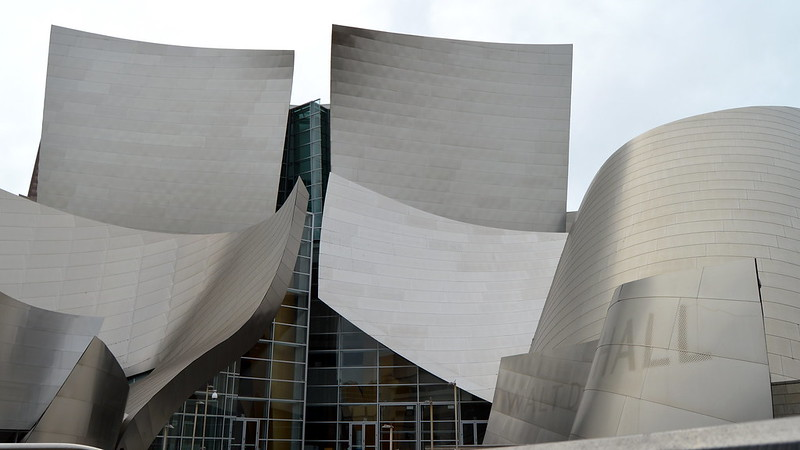 architectural failures walt disney concert hall