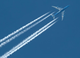 MIT Study Finds Aviation Emissions Impact Our Air Quality More Than Our Climate