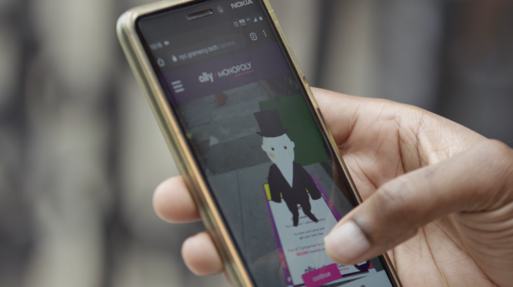 A Company Turned U.S. Cities into Live AR Monopoly Games