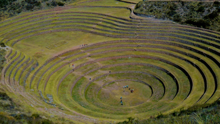 The Moray Terraces Were a 15th Century Incan Agricultural Research Station