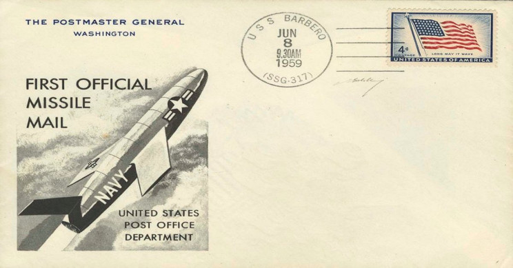 The Time the U.S. Used a Nuclear Missile to Deliver Mail