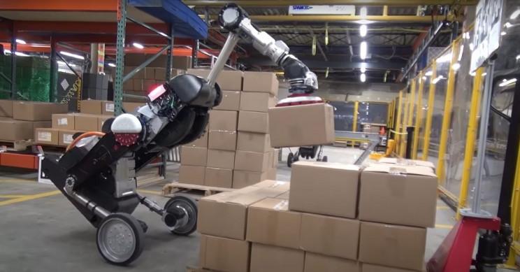 Boston Dynamics Has Near Future Plans for Logistics Robots, Reveals CEO