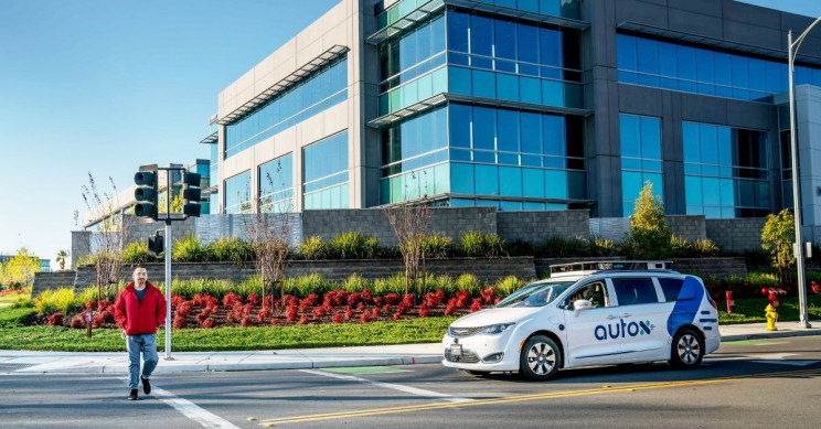 Chinese Startup Gets Its Self-Driving Car Test Permit in California