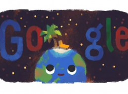 Google Celebrates the First Day of Summer with a Seasonal Doodle