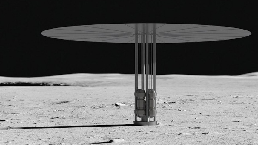 NASA Is Going Nuclear on Mars and the Moon - Interesting Engineering
