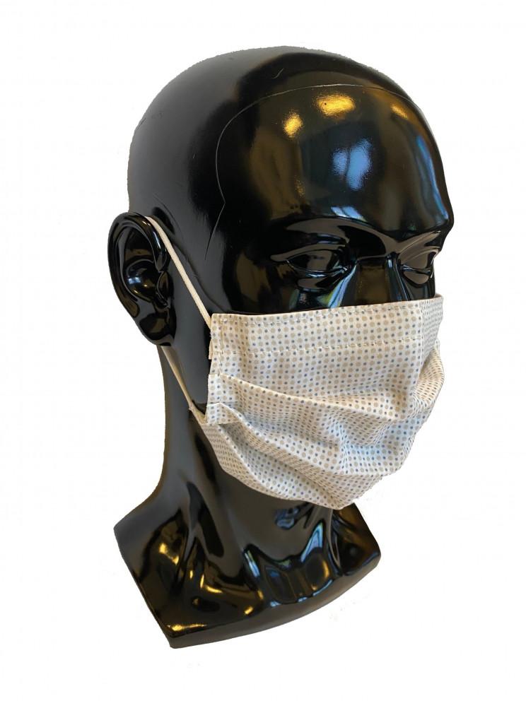 Indiana University Electric Face Mask