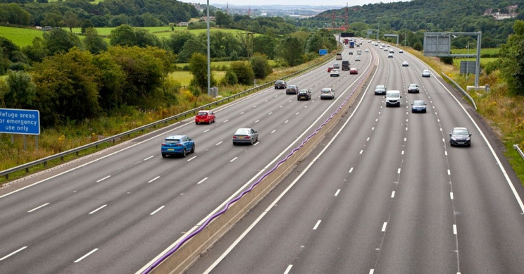 UK Introduces Lane-Keeping Tech for Driverless Cars
