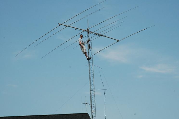 wireless power radio