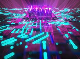 Quantum Computing Breakthrough: Scientists Sent the First 'Landline' Message