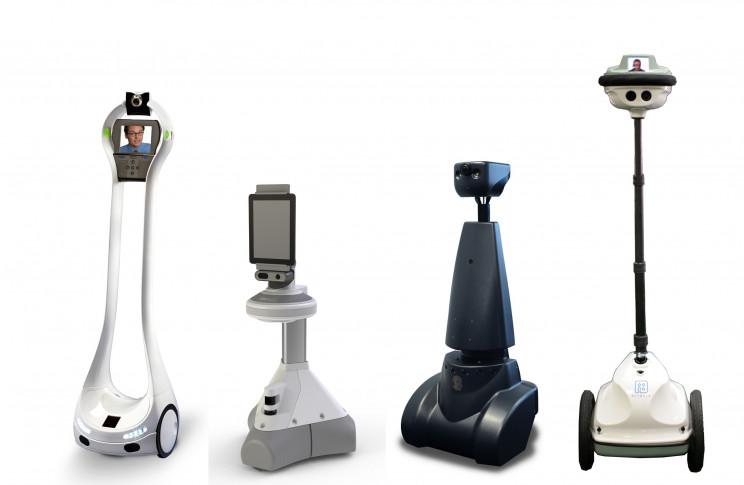 15 robots médicos que están cambiando el mundo