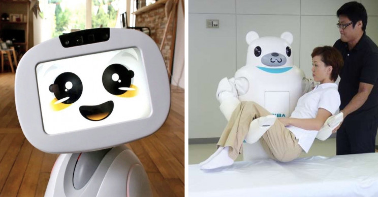 15 Medical Robots That Are Changing the World