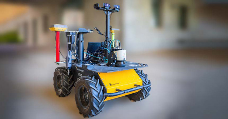 Researchers Develop Robot That Tells Farmers When to Water Crops