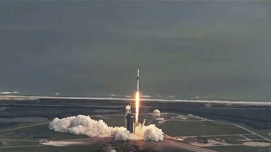 SpaceX Successfully Launches Spy Satellite for NRO | IE - Interesting Engineering