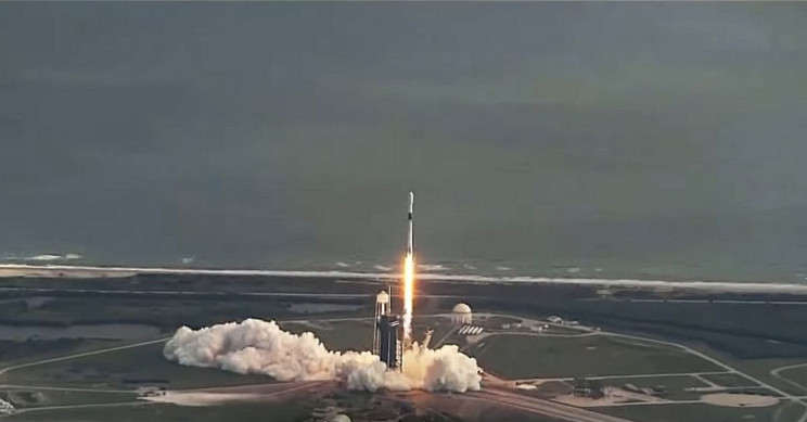 SpaceX Successfully Launches Spy Satellite for National Reconnaissance Office