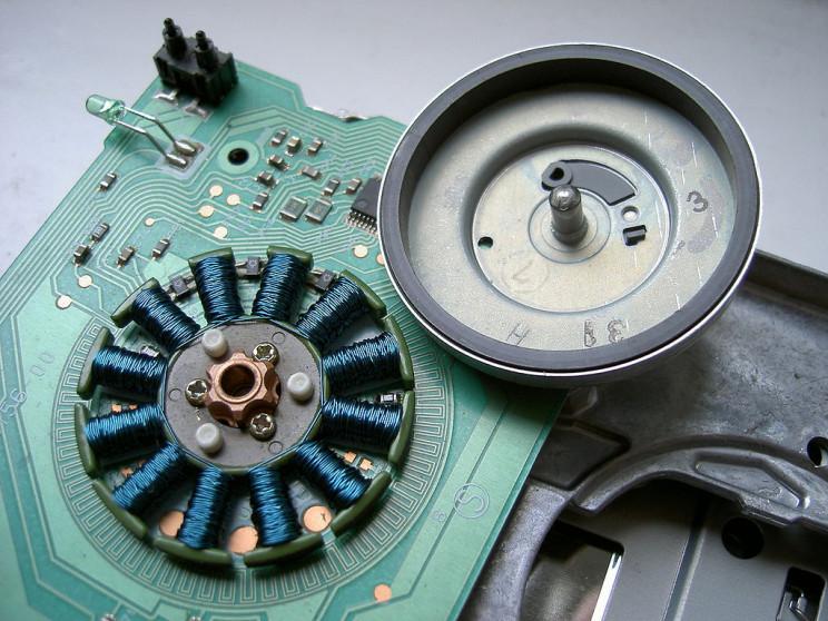 outrunner dc brushless motor
