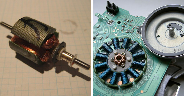 The Difference Between Brushed and Brushless Motors