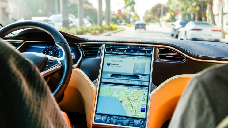 Surprise! Tesla Owner Found Riding in the Back Seat Got Arrested
