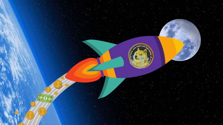 SpaceX Lunar Mission in 2022 Will Be Paid for in Dogecoin
