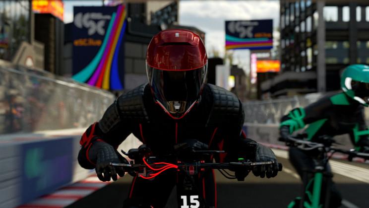 New Tron-Like eSkootr Championship Looks Utterly Insane