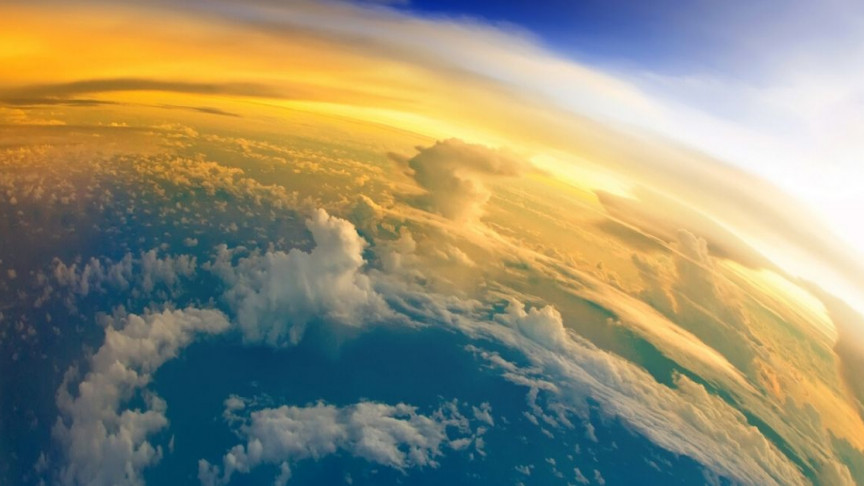 Earth's Atmosphere 'Rings' Like A Bell, Study Finds