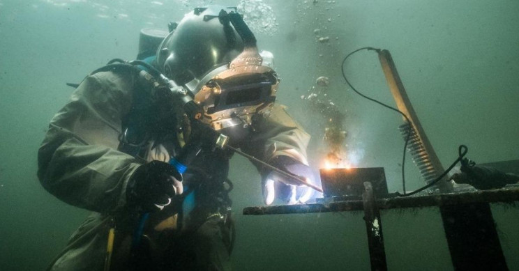 Underwater Welding: One of the Most Dangerous Occupations in the World