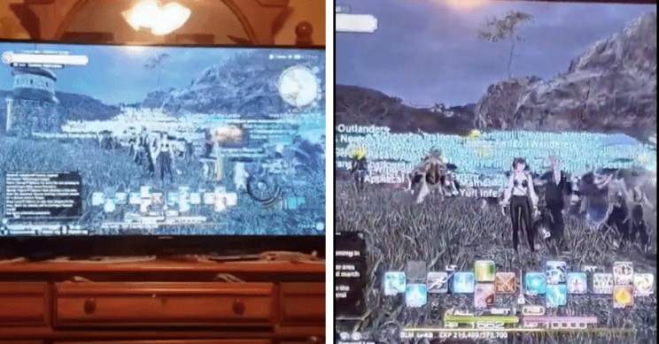 Final Fantasy XIV Player Died of COVID-19, All Global Community Players Joined in Memorial March