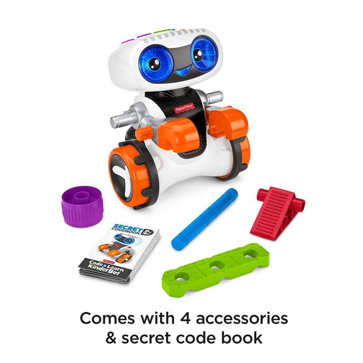 coding toys for kids kinderbot
