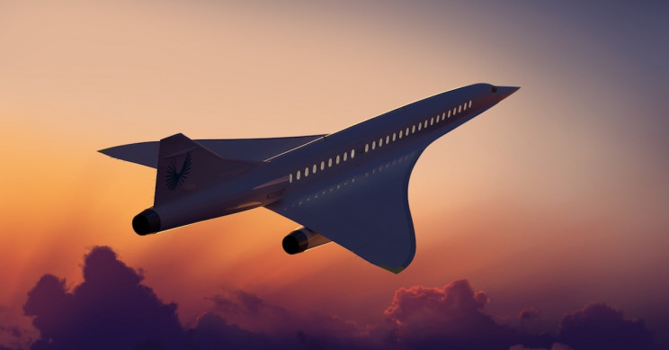 Rolls Royce and Boom Supersonic Are Looking to Create the World's Fastest Commercial Plane