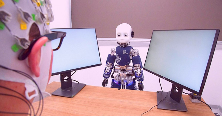 Brain Activity Betrays Personal Attitudes About Human-Like Robots, Says Study