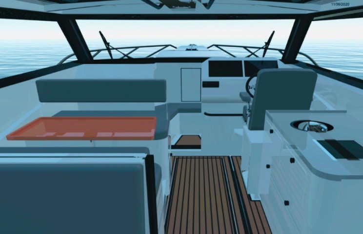 World's Largest Amphibious Production Boat Announced