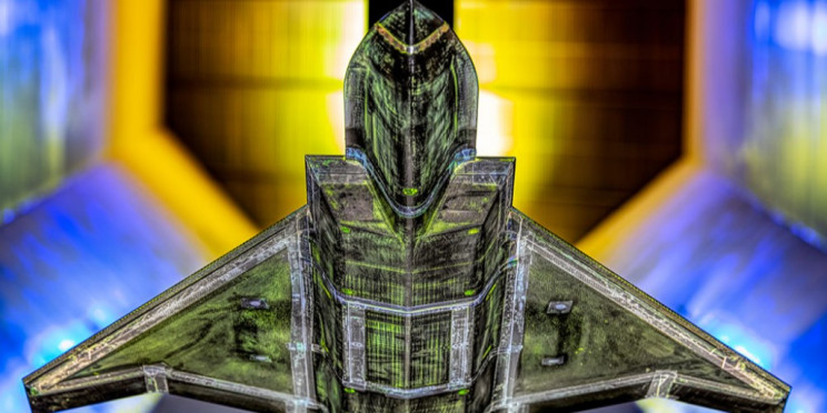 BAE Systems Tests UK's New Tempest Fighter Jet in Wind Tunnel