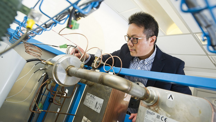 Novel System Converts Waste Heat From AC Systems Into Electricity