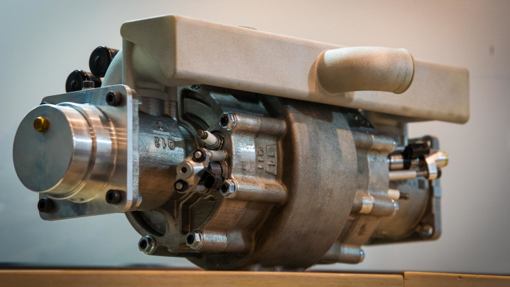 Tiny 22-lb Hydrogen Engine May Replace the Traditional Combustion Engine