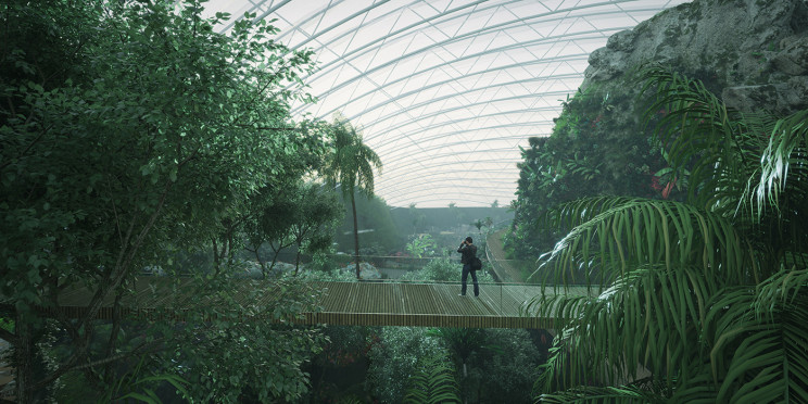 World's Largest Single-Domed Greenhouse Will Open in France