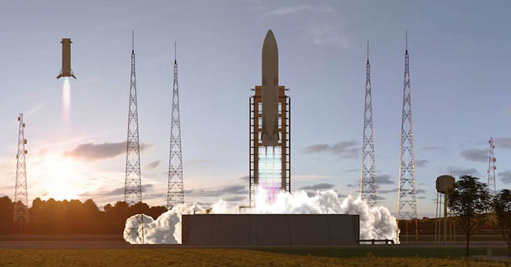European Space Agency Is Aiming for Its Own Low-Cost Reusable Rocket