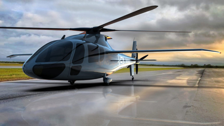 World's First Manned Hydrogen Helicopter Is in the Works