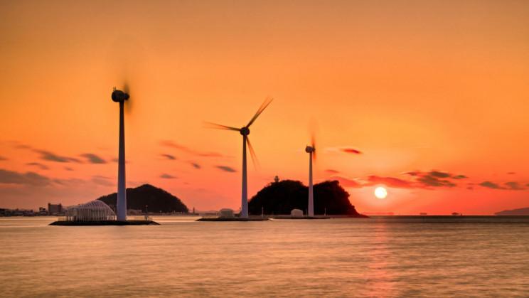 South Korea Will House 1.4 Gigawatt Floating Offshore Wind Farm