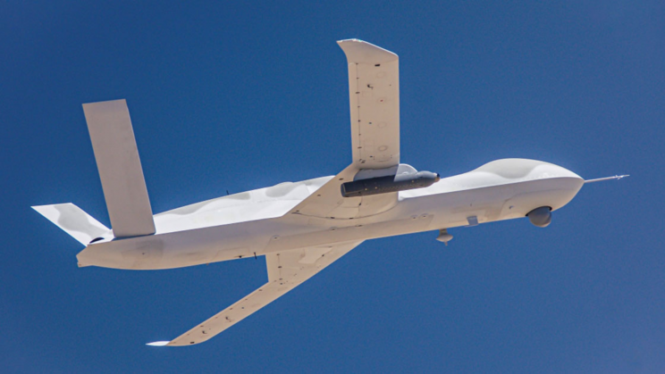 Lockheed Martin's Legion Pod Allows Drones to Track Targets Without Radar