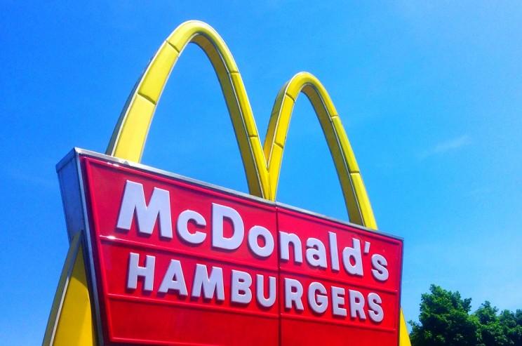 McDonald's Biodegradable Packaging
