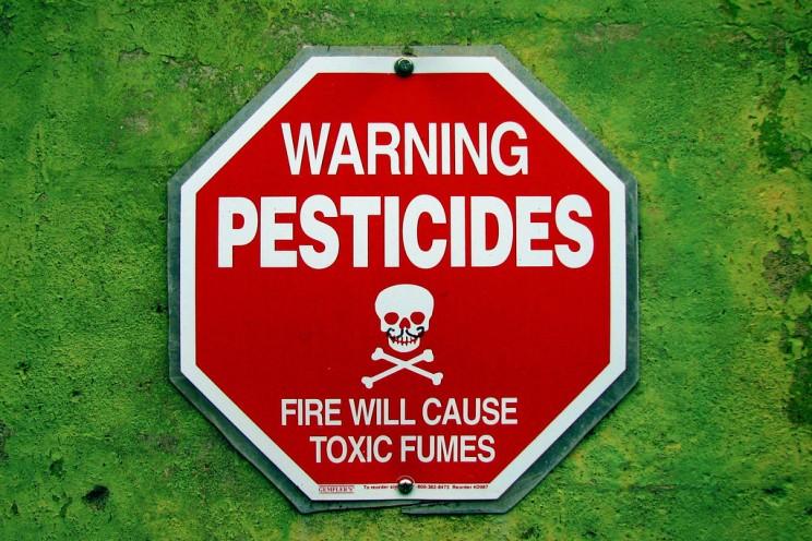 Pesticide Regulation in 1972