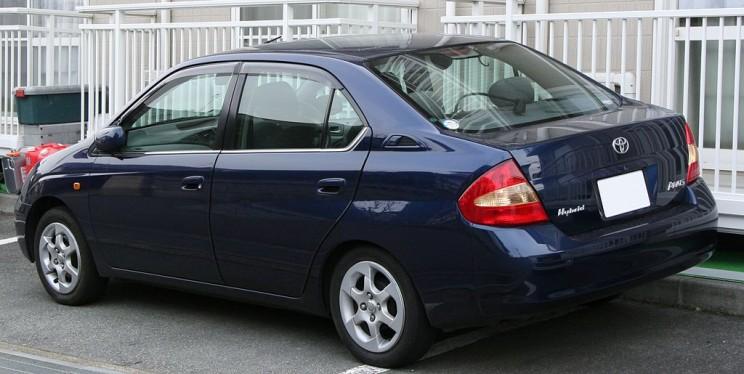 Toyota Prius Hybrid 2000 Model