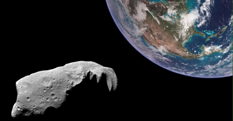 Astronomers Excited For Super Close Asteroid FlyBy