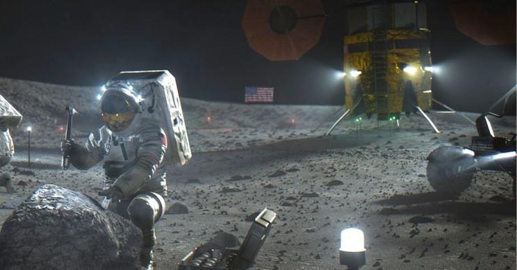 NASA Outlines Artemis Moon Program in 71st International Astronautic Congress