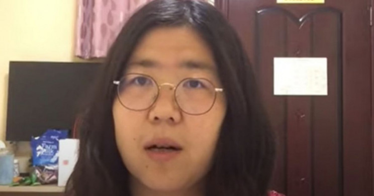 Chinese Journalist Sentenced Four Years for Reporting Early on COVID-19 in Wuhan