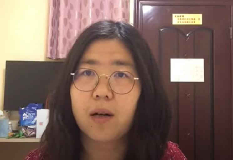 covid-19 journalist jailed