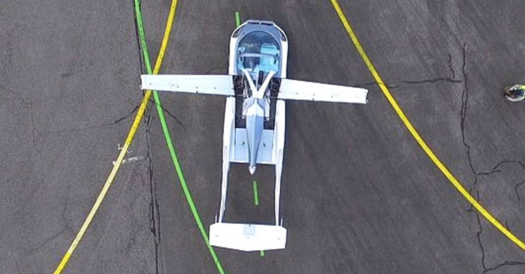 AirCar Above View 1