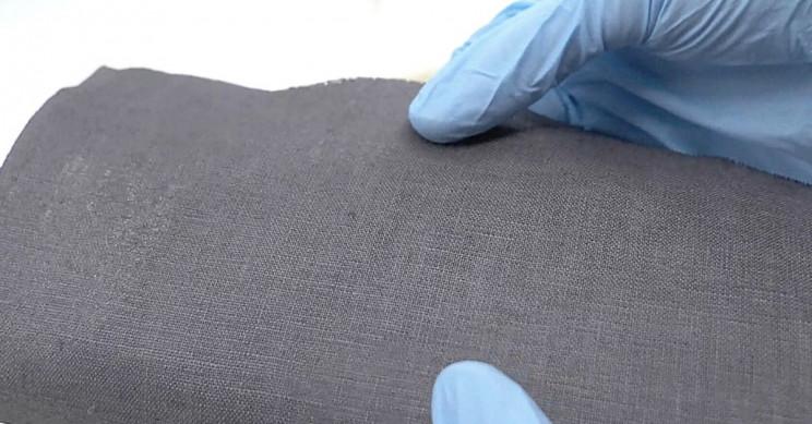 Drexel MXene Fabric