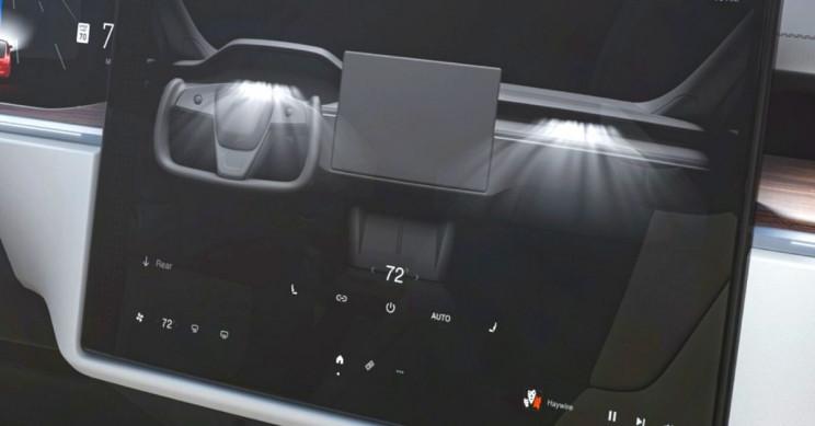 Tesla Model S Tri-Climate