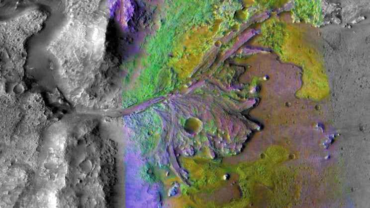 Mars Wasn't Just Wet. It Was Warm and Conducive to Life