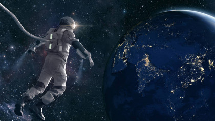 Deep Space Radiation Might Be Dangerous for the Male Brain